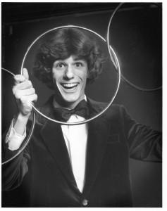 magician blair robertson 14 years old