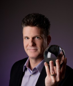 Psychic Medium Blair Robertson's 2013 Predictions
