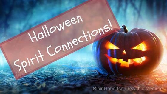 Halloween Spirit Connections
