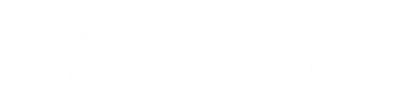 Psychic Medium Blair Robertson Logo