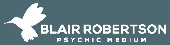 Psychic Medium Blair Robertson Logo