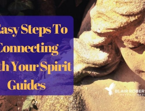 2 Easy Ways To Connect With Your Spirit Guides