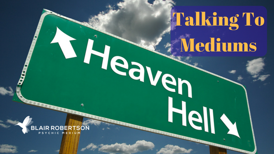 What does God say about channeling and mediums?