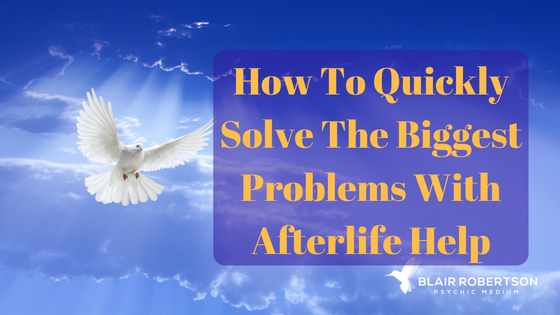 How To Quickly Solve The Biggest Problems With Afterlife Help