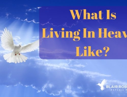 What Is Living In Heaven Like?